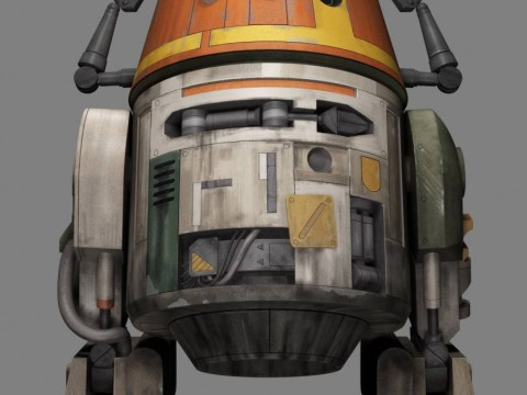 Star Wars Rebels unveils R2-D2-inspired 'lazy' droid