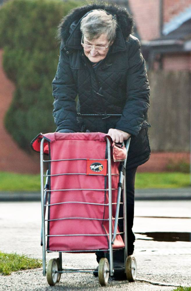 Great-grandmother: I shoplifted to relieve boredom of old age