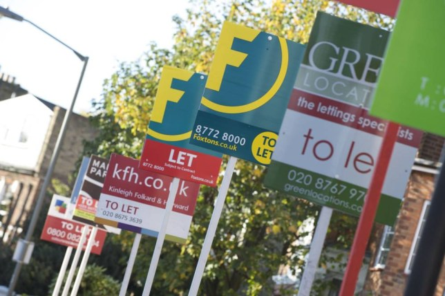 The lack of affordable homes in London means prospective tenants have a fight on their hands (Picture: Alamy)