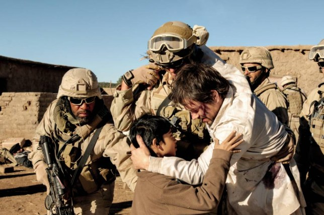 Lone Survivor, starring Mark Wahlberg, makes military sacrifice seem like an extreme sport (Picture: supplied)