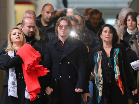 Raffaele Sollecito stopped near border after being convicted of Meredith Kercher murder