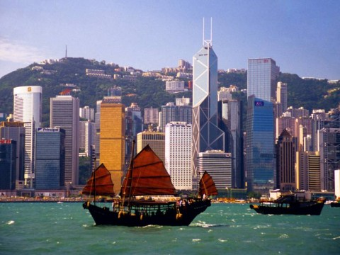 Travel to Hong Kong and discover there's more to The Big Lychee than that skyline