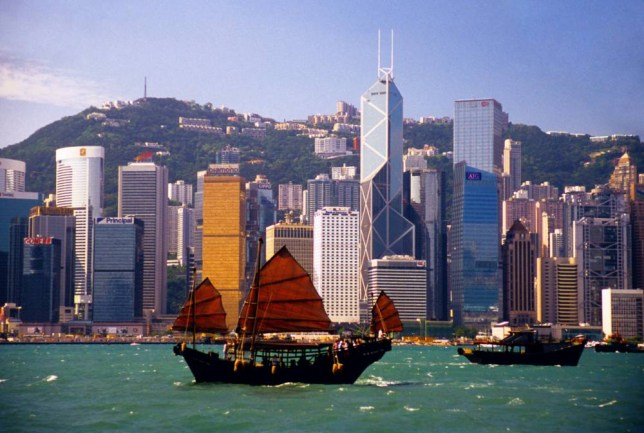 Beyond the Hong Kong skyline lies a wealth of experiences (Picture: Alamy)