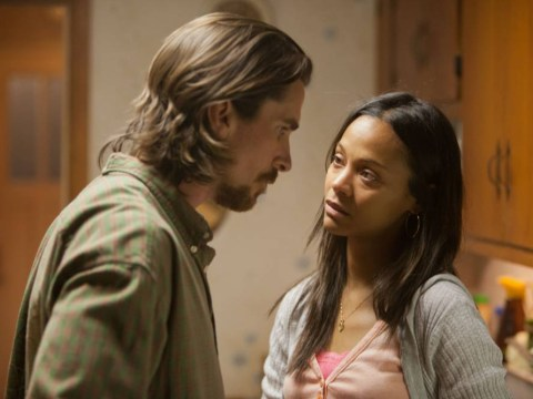 Is Christian Bale playing Batman again in Out of the Furnace?