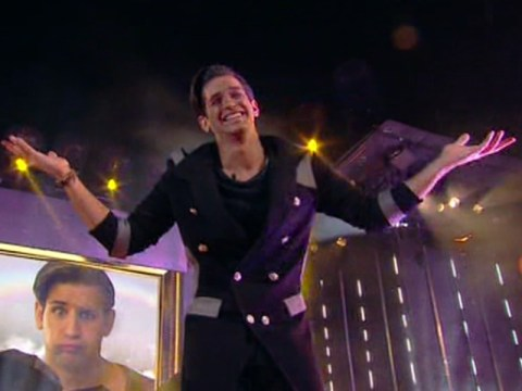 Celebrity Big Brother 2014 final: Ollie Locke vows to go easy on the fake tan as he gushes over 'beautiful' Sam Faiers