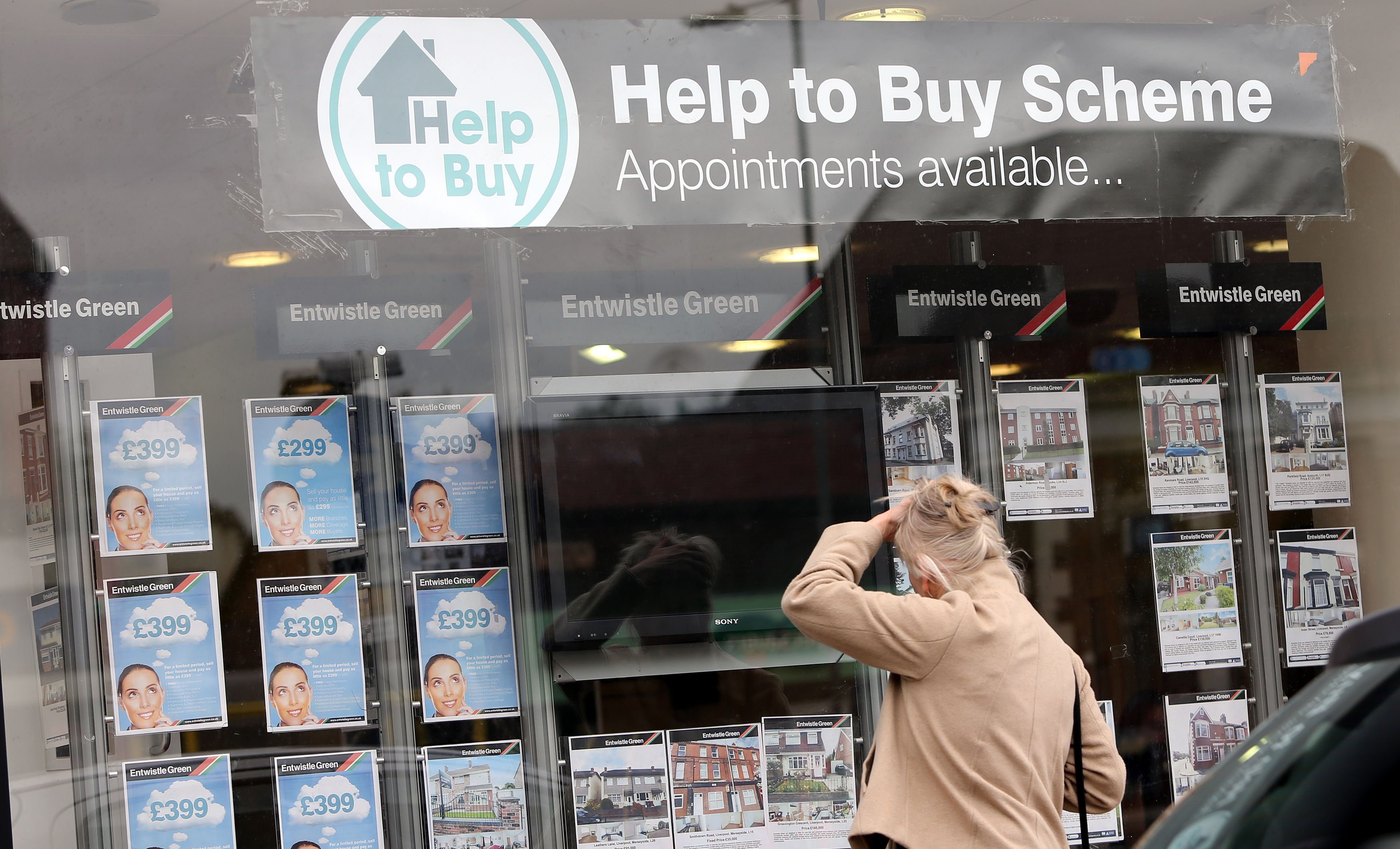 Thousands sign up for 'Help to Buy' home ownership