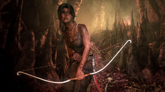 Tomb Raider: Definitive Edition - defenitely and definitvely Lara Croft