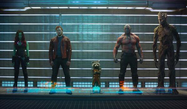 5 reasons Guardians of the Galaxy is 2014's most exciting film