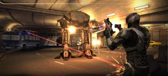 RoboCop: The Official Game (iOS) - you have 20 seconds to comply (with a new in-app purchase)