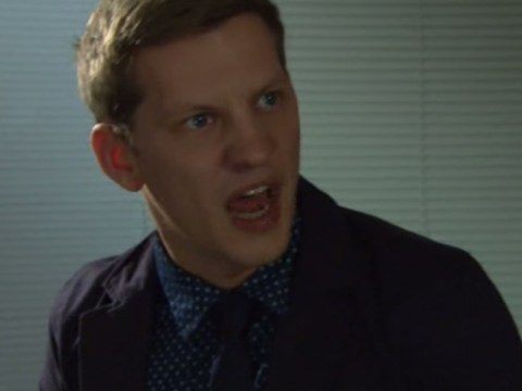'You think that was bad, wait for tomorrow's episode': James Sutton warns Hollyoaks fans over male rape storyline