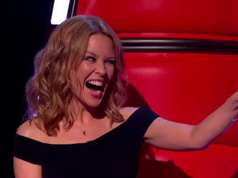 Has Kylie Minogue turned The Voice into an X Factor beater?