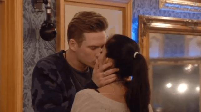 Celebrity Big Brother 2014: Lee Ryan and Jasmine Waltz