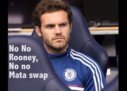 Chelsea fan produces brilliant Juan Mata goodbye song – 'No Mata what'