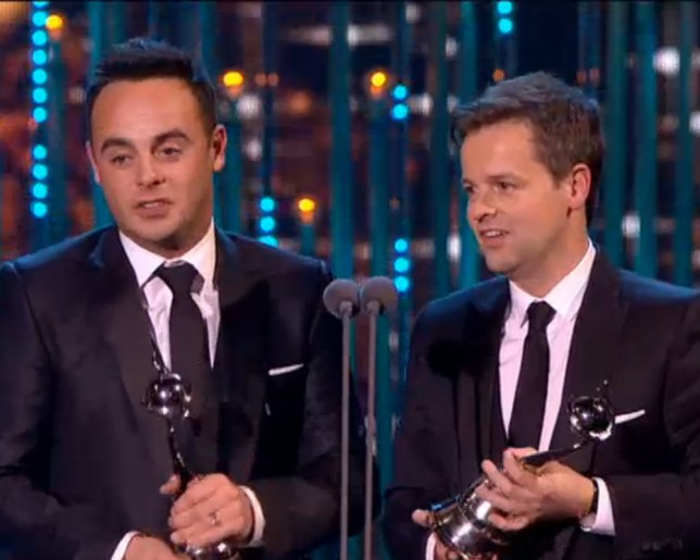Ant and Dec are no more (Picture: ITV)