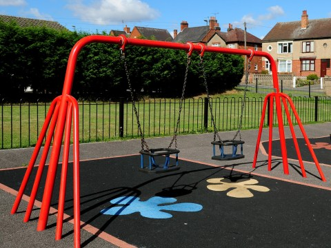 Playgrounds removed in favour of spaces for 'imaginative play'