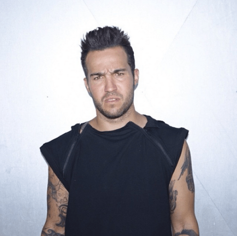 Fall Out Boy's Pete Wentz talks privates piercing: 'It was dumb'