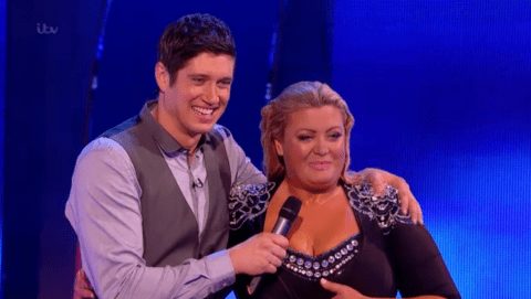 Splash! 2014, episode one: Gemma Collins loses the 'splash-off' but at least she looked fabulous