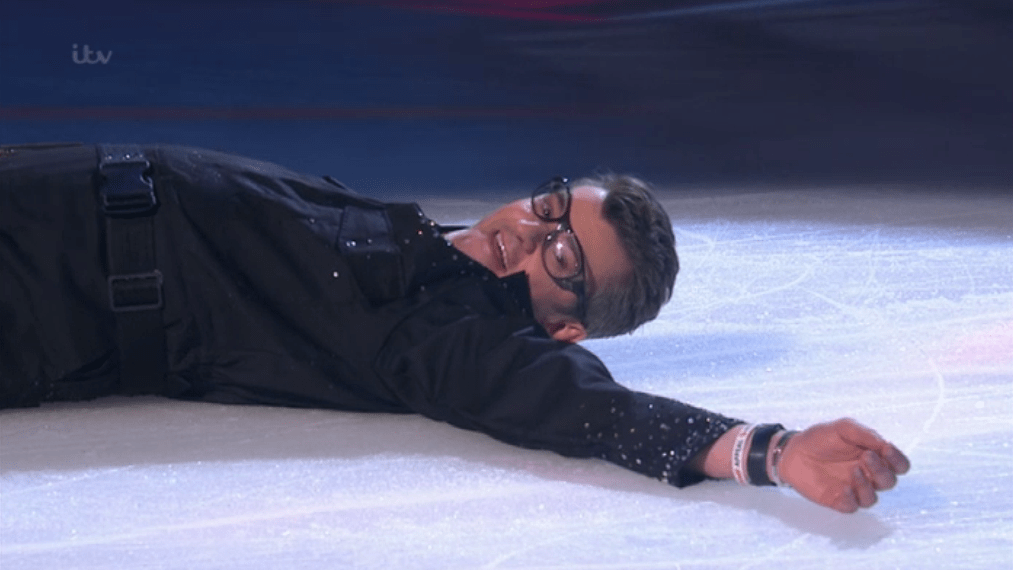 Dancing on Ice 2014: Joe Pasquale