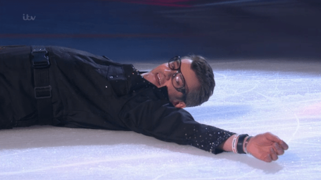 Dancing on Ice 2014: Joe Pasquale