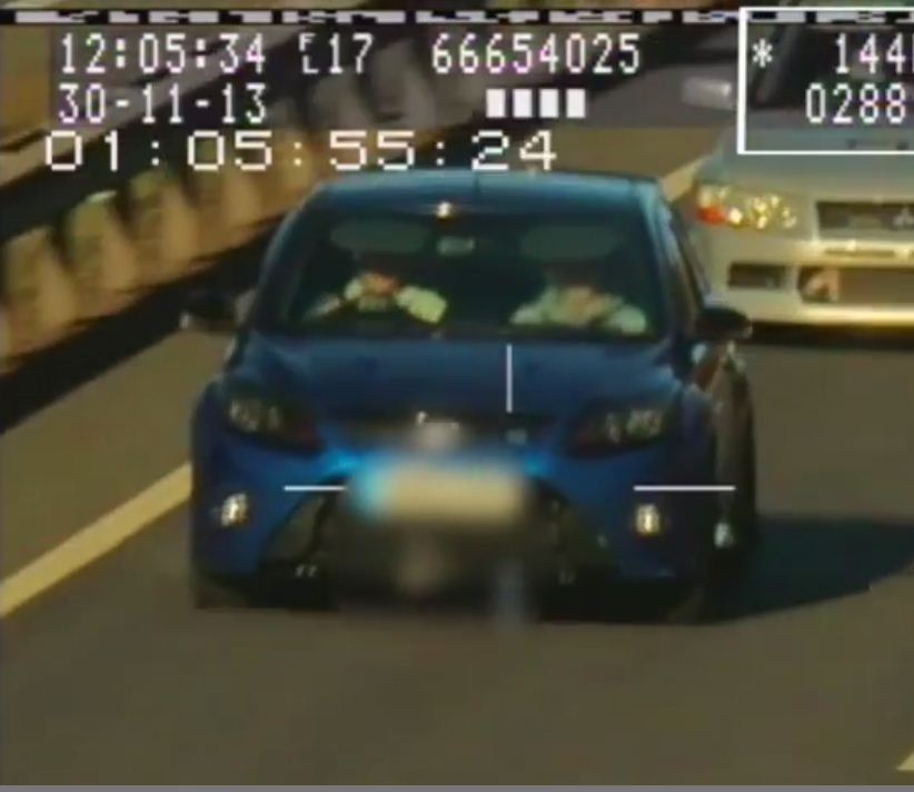 Two men caught driving at 144mph on A19 given suspended jail terms