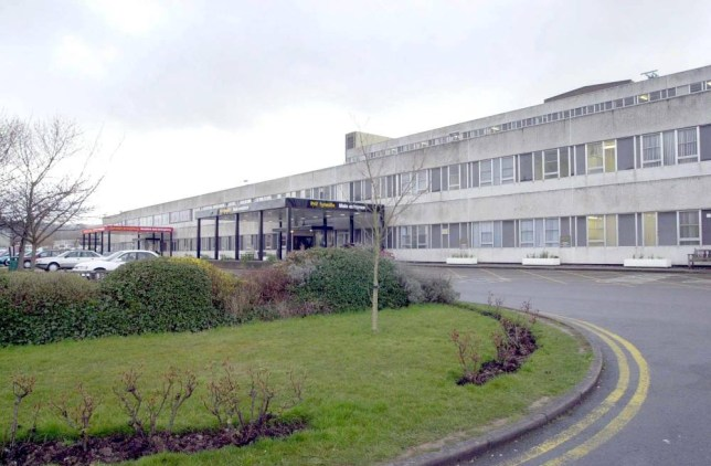A general view of Ysbyty Glan Clwyd hospital in Bodelwyddan, north Wales. PRESS ASSOCIATION Photo. Issue date: Tuesday October 23, 2007. Retired university professor Clare Wenger was so appalled by the dirty conditions she found in the hospital that she kept a dossier on her stay. Prof Wenger, 71, asked to be discharged early during her six days at Ysbyty Glan Clwyd in Bodelwyddan, north Wales, because it was so filthy. See PA story HEALTH Dossier. Photo credit should read: Daily Post Wales/PA Wire