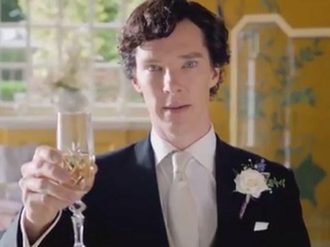 Watch Sherlock's best man duties go slightly awry in The Sign Of Three trailer