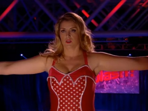 Splash! 2014: Penny Mordaunt can be crowned Queen of Belly Flopping, but when it comes to Diving it's all about Dan Osborne