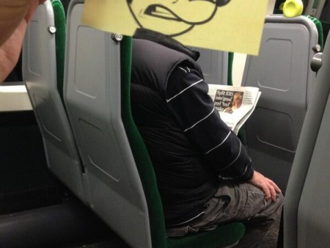 Gallery: How to pass time on a train when commuting