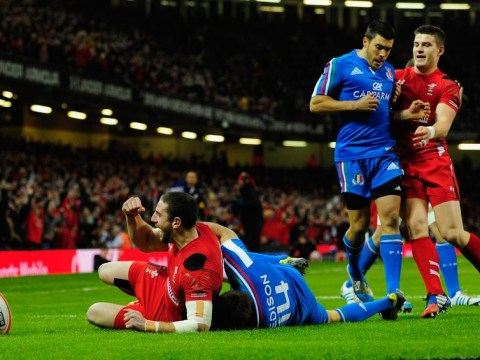 Wales win Six Nations opener with hard-fought win over Italy
