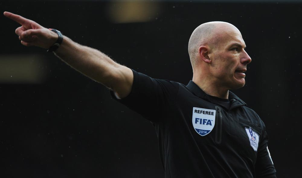 Howard Webb rejected 'theatrical' Luis Suarez penalty appeals as he had already given Liverpool a spot-kick at Arsenal, says Graham Poll