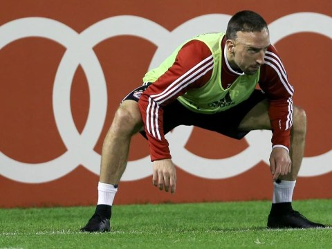 Franck Ribery could miss Arsenal Champions League tie after buttock surgery