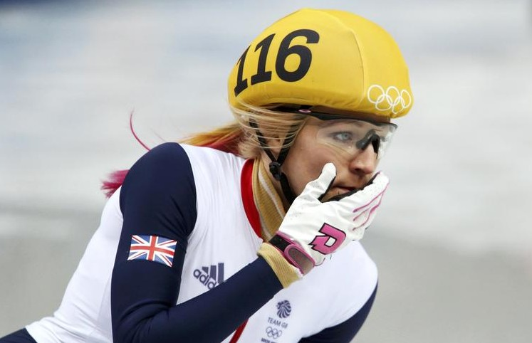 Sochi 2014 Winter Olympics: Elise Christie says she lost direction after being trolled at Games