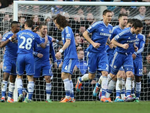 Gallery: Eden Hazard hat-trick helps Chelsea beat Newcastle 3-0 to go top of Premier League