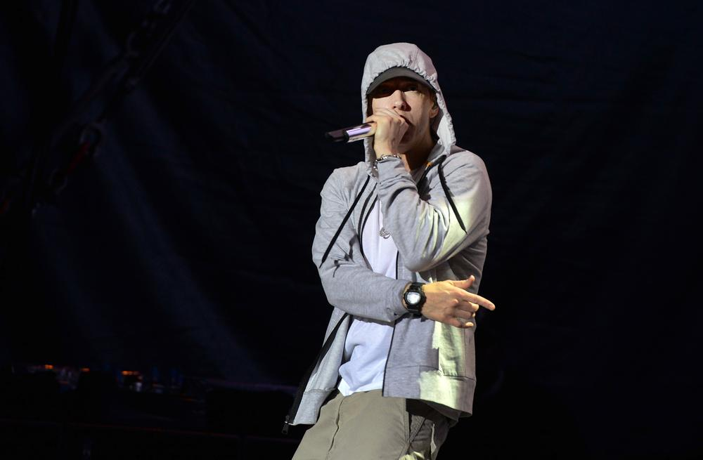 Eminem is 're-issuing' Slim Shady LP – on cassette tape
