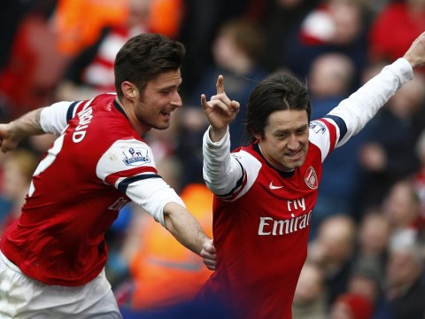 Tomas Rosicky expects to sign a new Arsenal contract in the next couple of days