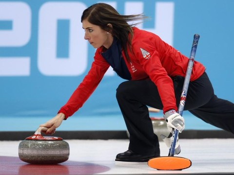 Sochi 2014 Winter Olympics: Hammer time! Sir David Attenborough's guide to curling