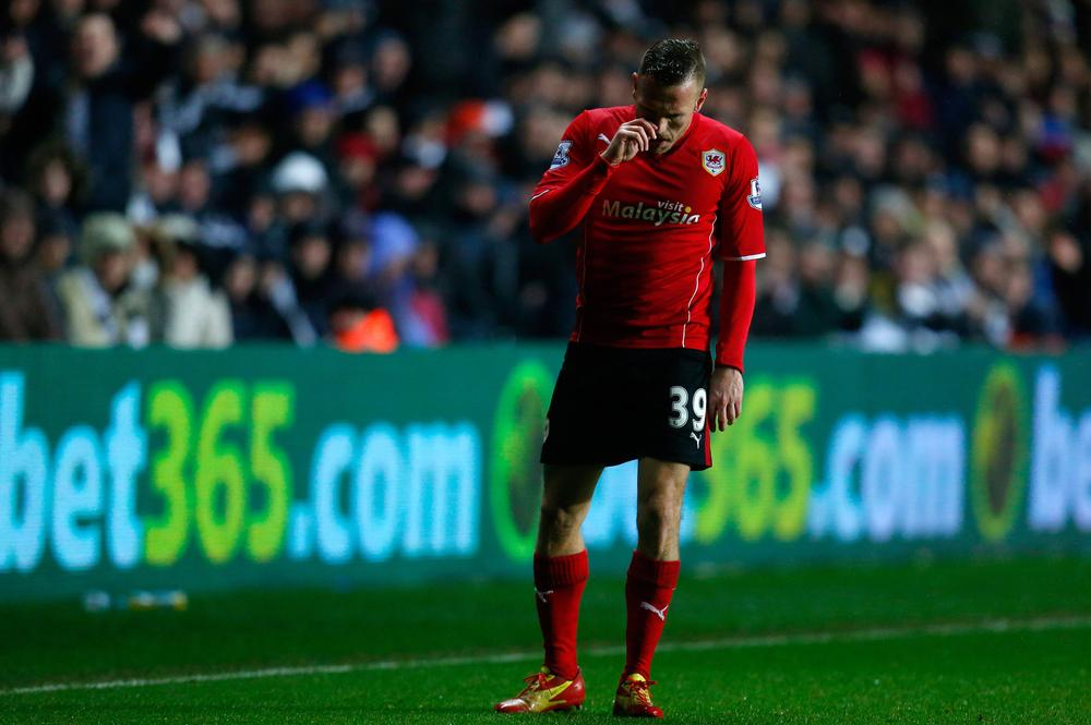 How can the FA ban Cardiff City's Craig Bellamy but not Manchester City's Yaya Toure?