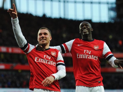 Did Yaya Sanogo's display against Liverpool prove Arsene Wenger was right not to sign a striker for Arsenal in January?