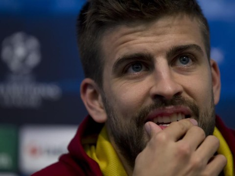 Gerard Pique admits Barcelona would struggle in the Premier League because of Stoke
