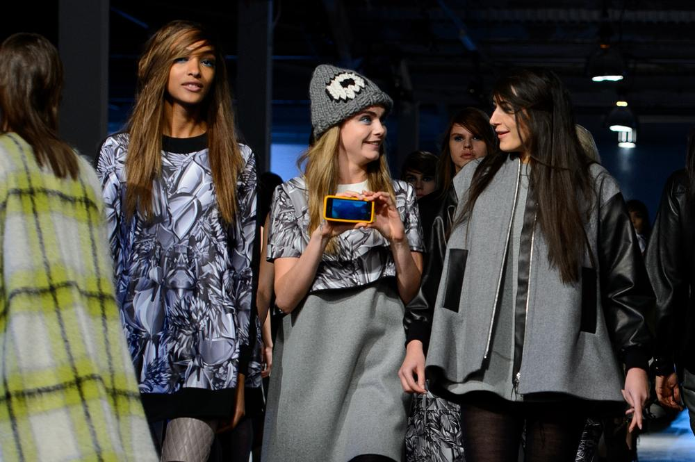 Is Instagram changing the way we see fashion week?