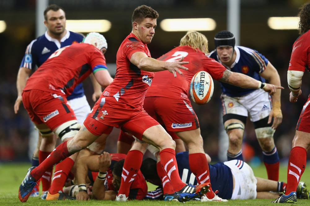 Six Nations 2014: Rhys Webb provides the perfect tonic for struggling Wales