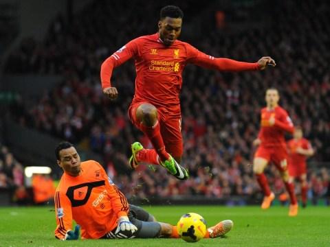 Watch Daniel Sturridge score early for Liverpool against Swansea