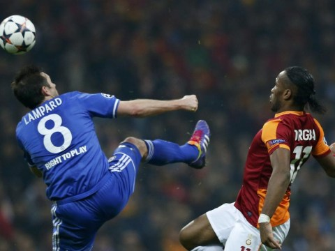 Frank Lampard hails Didier Drogba and Fernando Torres' class after Galatasaray clash