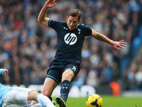Tottenham set to offer Jan Vertonghen £40,000 a week to ward off transfer bid for defender
