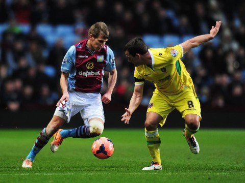 Marc Albrighton set for Aston Villa contract talks after impressing boss Paul Lambert