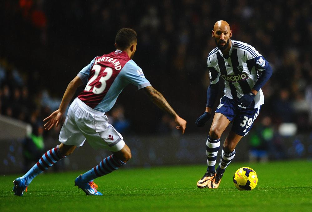 How much will West Brom miss Nicolas Anelka if he does get banned?