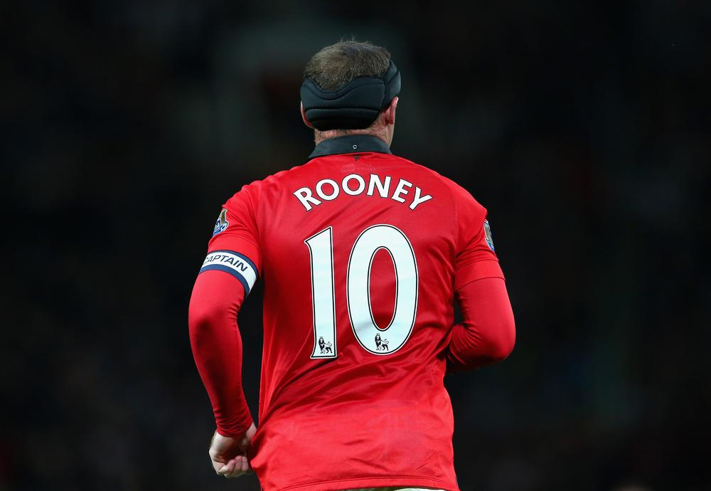 Will the chance to replace Nemanja Vidic as Manchester United captain persuade Wayne Rooney to stay?
