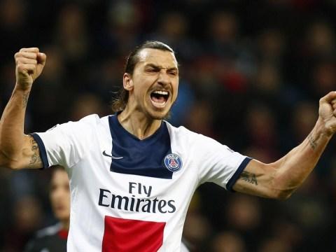 Zlatan Ibrahimovic single-handedly takes control of Paris Saint-Germain Champions League tie