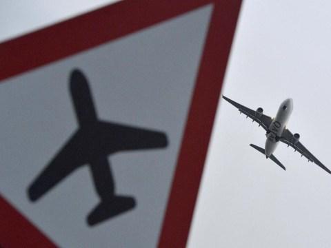 UK storms: Heathrow denies 'mayday' distress calls as strong winds divert flights