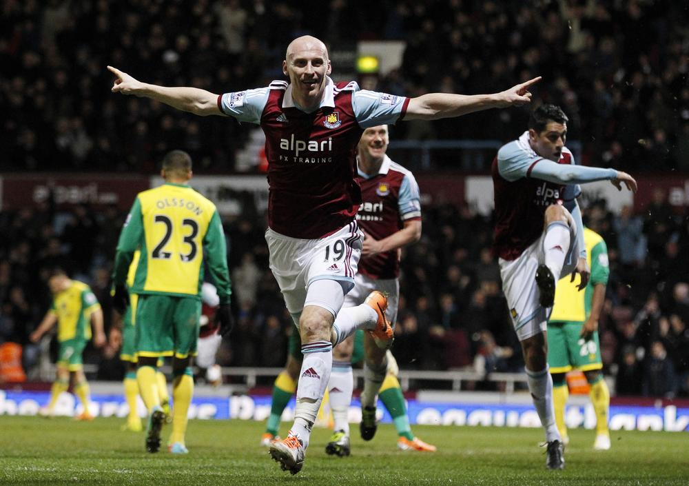 Can West Ham 'March' their way to Premier League survival?